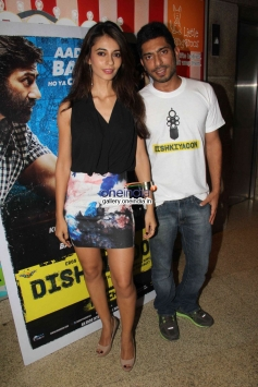 Ayesha Khanna at Dishkiyaoon film screening