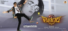 Balakrishna's Legend Movie Poster