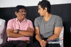 Bharathiraja and Siddharth at Jigarthanda audio launch