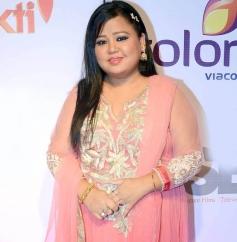 Bharti Singh at Stree Shakti Women Awards 2014