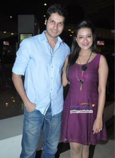 Madalasa Sharma at Samrat and Co trailer launch