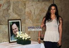 Mona Vasu at Club 60 film special screening