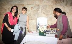 Sarika, Deepa Sahi and Ketan Mehta at Club 60 film special screening