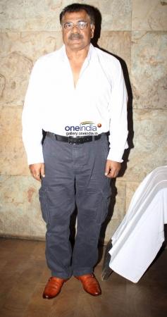 Sharat Saxena at Club 60 film special screening
