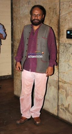 Ketan Mehta at Club 60 film special screening