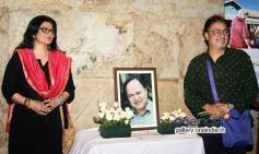 Sarika and Vinay Pathak at Club 60 film special screening
