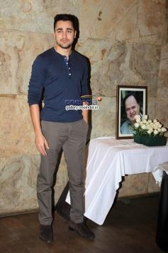 Imran Khan at Club 60 film special screening
