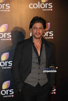 Shahrukh Khan at Colors channel party 2014