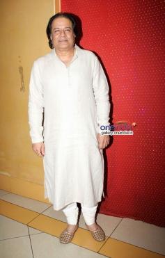 Celebs during the launch of ghazal album Kuch Dil Ne Kaha