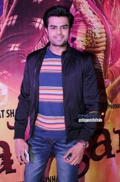 Manish Paul at Gulaab Gang film screening