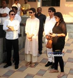 Deepika Padukone at Bobby Chawla's funeral