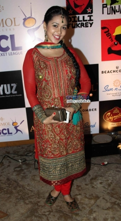 Celebs at launch party of Box Cricket League