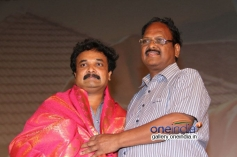 Celebs at Maan Karate audio launch