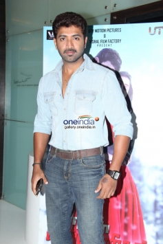 Arun Vijay at Naan Sigappu Manithan audio launch