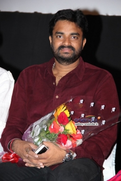 AL Vijay at Naan Sigappu Manithan audio launch