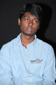 Atlee Kumar at Naan Sigappu Manithan audio launch