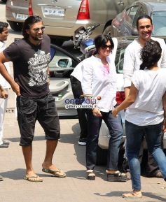 Celebs at Sanjay Gupta's Holi celebration