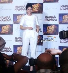 Sridevi Kapoor launches Hawaa Hawaai film trailer