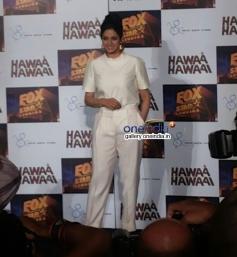 Sridevi Kapoor at the Hawaa Hawaai film trailer launch