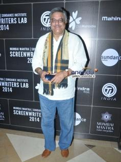 Celebs at Third annual Mumbai Mantra Sundance Institute Screenwriters Lab 2014