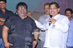 Chakri, Allu Aravind at Laddu Babu Movie Audio Release