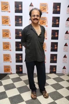 Crazy Mohan at Saga Charitable Trust event