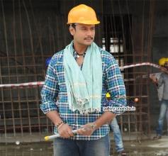 Darshan in Kannada Movie Ambareesha