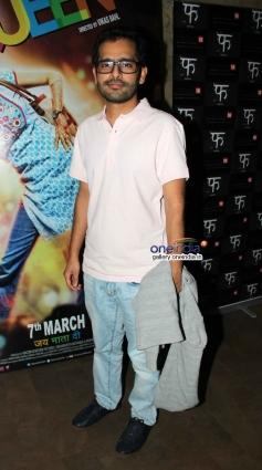 Deepika Padukone and Soha Ali Khan at special screening of Queen