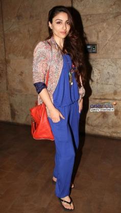 Soha Ali Khan at special screening of Queen