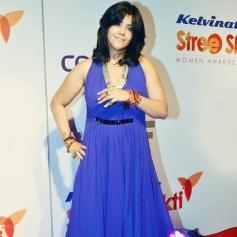 Ekta Kapoor at Stree Shakti Women Awards 2014