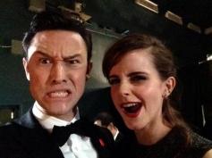 Emma Watson at Oscars 2014