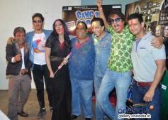 Gang Of Ghosts film stars celebrates Holi at Mehboob Studio