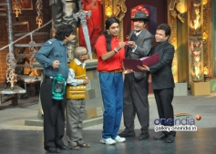 Gang Of Ghosts promotion on the sets of Mad In India