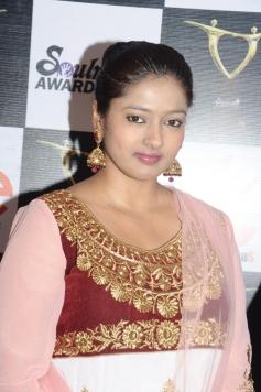 Gayathri Raghuram at Soulmates Awards 2014