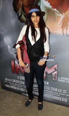 Genelia D'Souza at Inam film special screening