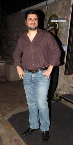 Goldie Behl Snapped at Bandra