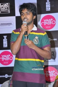 GV Prakash Kumar at Raja Rani Movie Success Meet