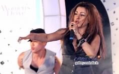 Hard Kaur performs at Lavasa Women's Drive 2014