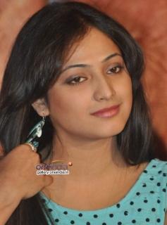 Haripriya at Galata Movie Audio Release