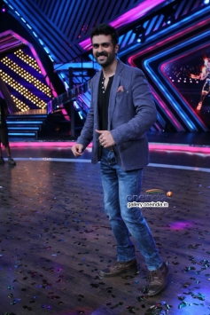 Harman Baweja promote Dishkiyaoon on the sets of Boogie Woogie
