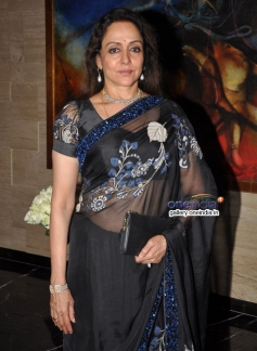 Hema Malini at Neeta Lulla's 50th birthday bash