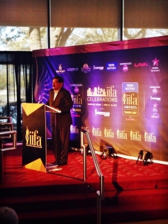 IIFA 2014 press conference in Tampa Bay