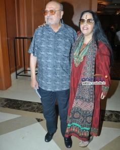 Ila Arun at Third annual Mumbai Mantra Sundance Institute Screenwriters Lab 2014