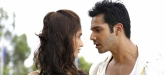 Ileana D'Cruz and Varun Dhawan still from film Main Tera Hero