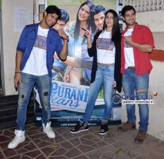 Izabelle Leite, Tanuj Virwani and Aditya Seal  at Thadomal College