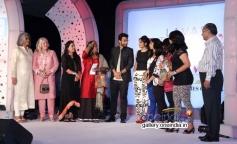 Jackky Bhagnani and Neha Sharma at Lavasa Women's Drive 2014