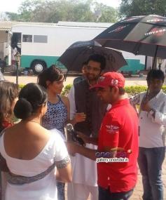 Jackky Bhagnani and Neha Sharma promote Youngistaan