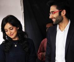 Jackky Bhagnani and Neha Sharma still from Youngistaan