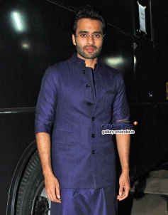 Jackky Bhagnani promotes film Youngistaan