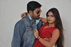 Jai Akash still from film Win